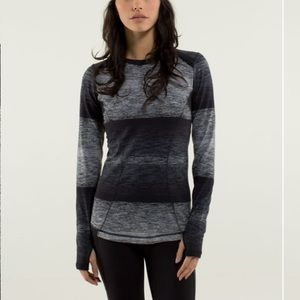 Lululemon Base Runner Long Sleeve Shirt